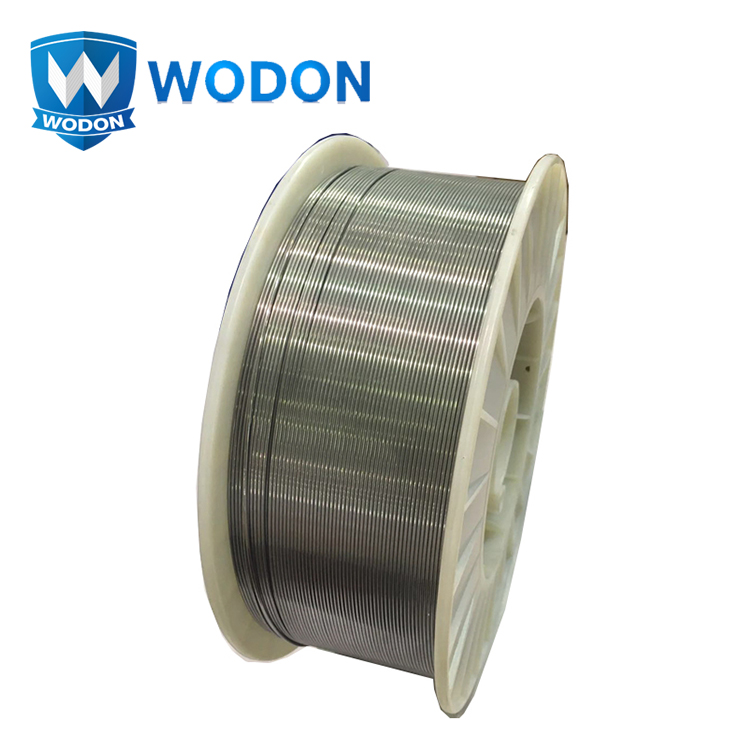 Wodon chromium carbide hardfacing flux core wire