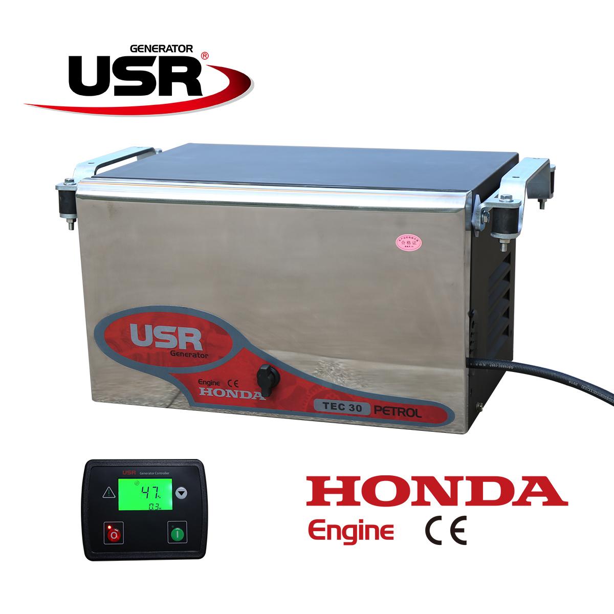 Honda Engine RV inverter generator TEC-30