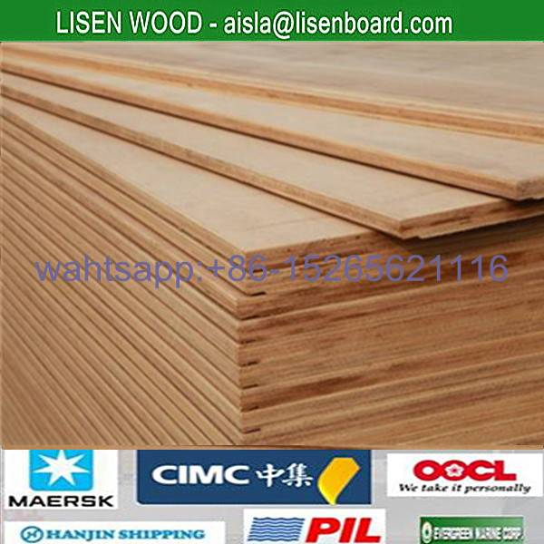 Keruing Plywood for container flooring, Apitong plywood for container floorboard