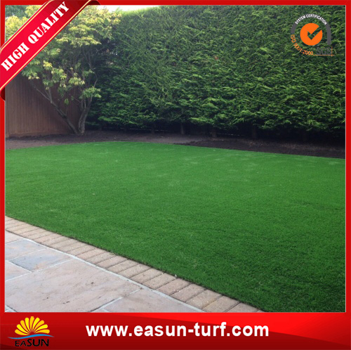 Free sample cheap outdoor artificial turf synthetic lawn grass-AL