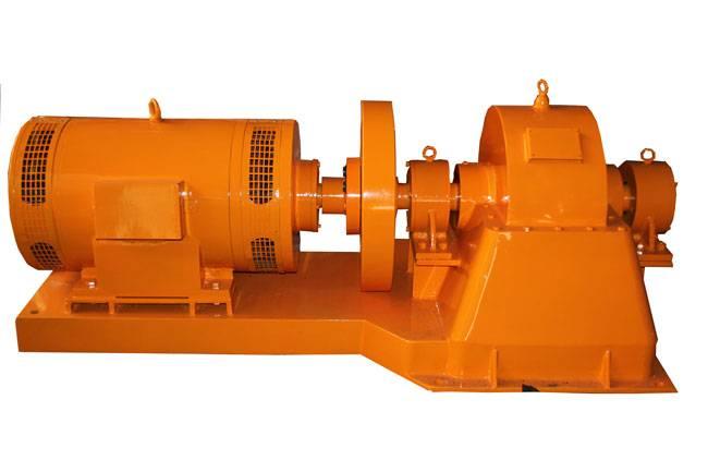 Micro Turgo turbine generator