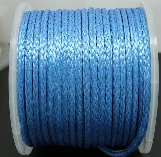 braided uhmwpe marine/mooring rope