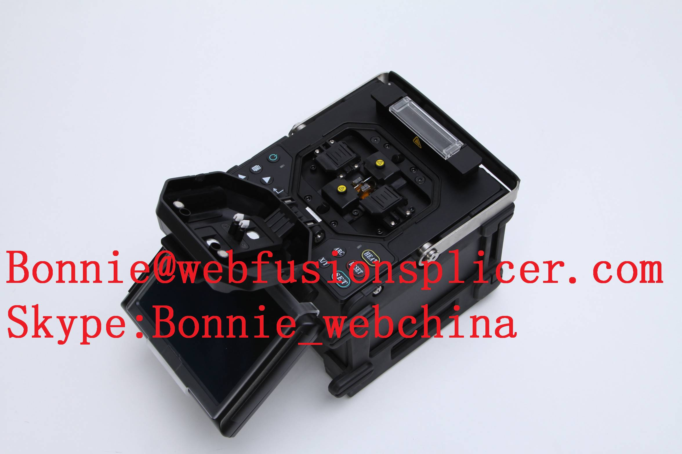 Fiber Network Equipment High Quality Optical Fiber Fusion Splicing Tool Kit