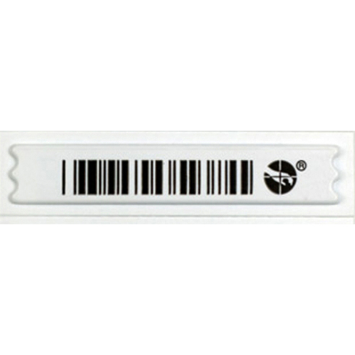 Genuine Sensormatic ZLDRS2 Fake Mock Barcode AM 58KHz DR Sheet Label For Supermarket Anti-theft