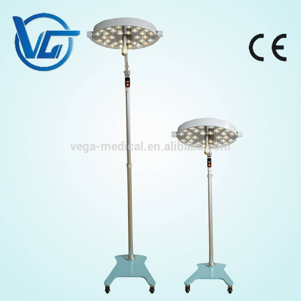 standed surgical lamp examination lights