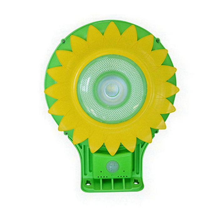 Energy Saving Integrated Sunflower 5W All In One Solar LED Street Light Module IP65