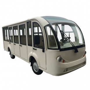 Electric 14 seater bus