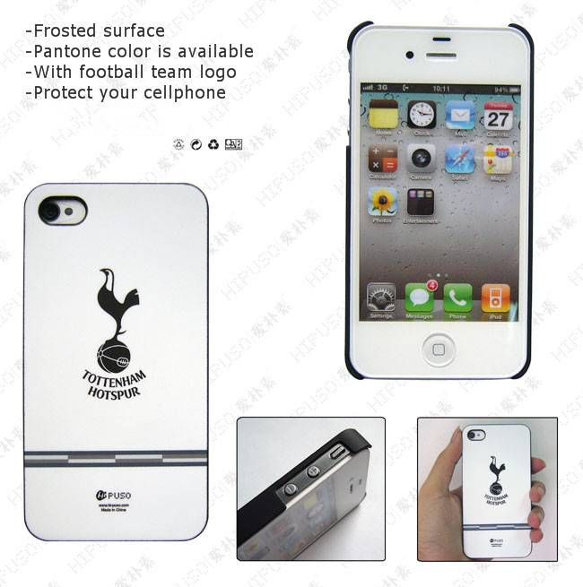TOTTENHAM HOTSPUR printed logo mobile phone case for apple phone