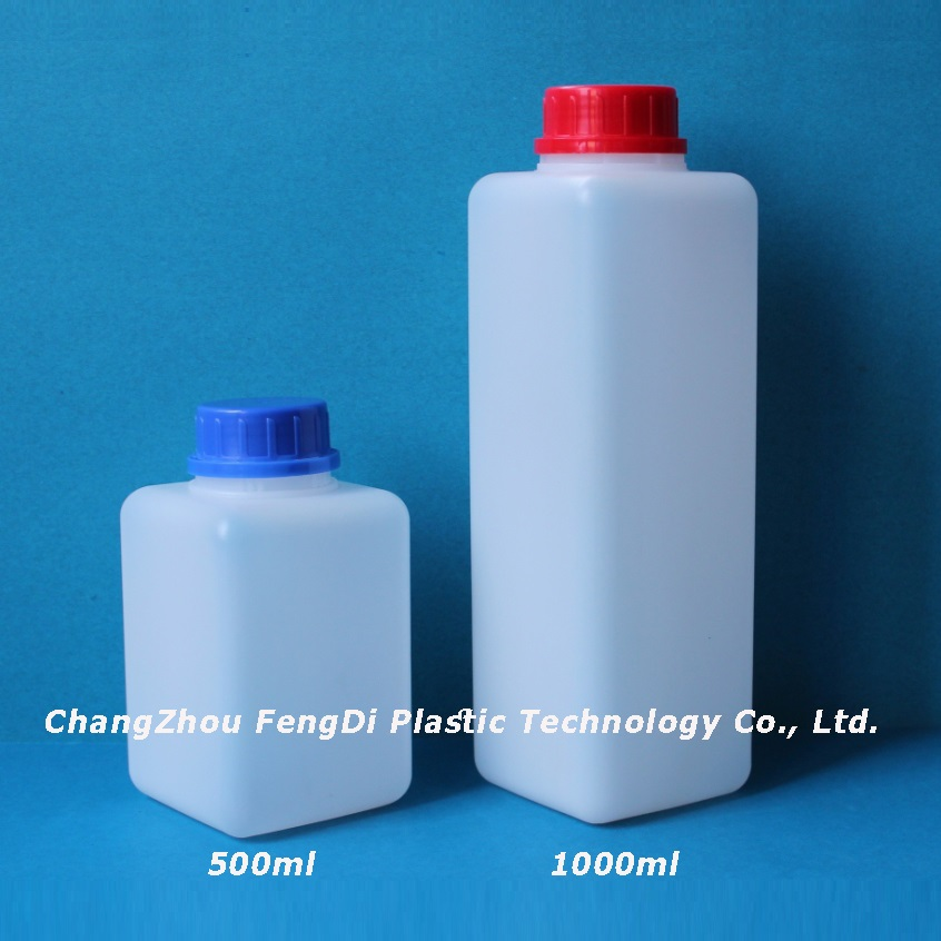 square reagent bottles
