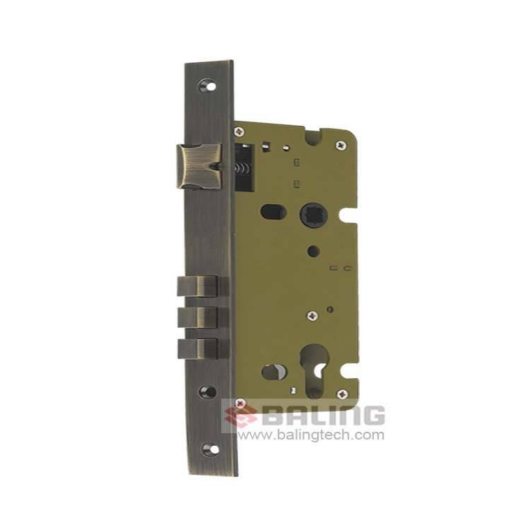 European Standard Latch Bolt 304 Stainless Steel Lock Body