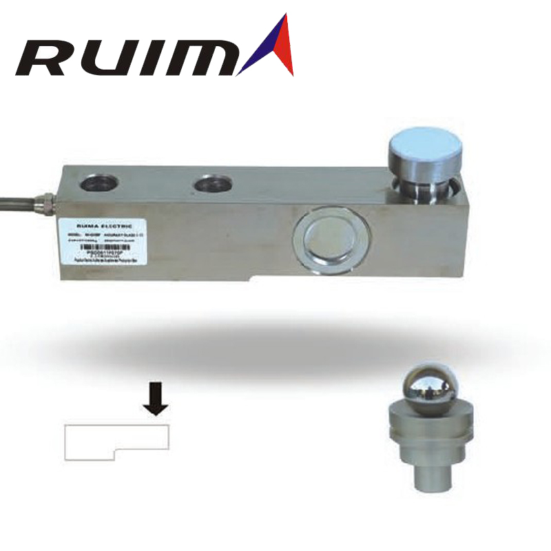 Single Ended Shear Beam Load Cells 5t-20t RM-F8