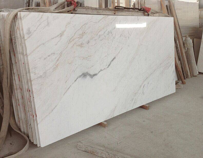 Cheapest China White Marble/Impearl White Marble On Promotion