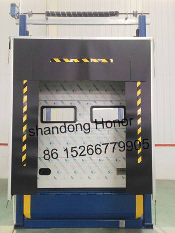 industrial lifting/roll up door for cold room