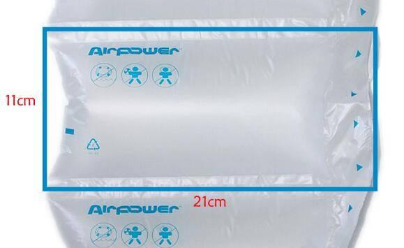 Air Cushion Film Reel AP-FC110 for Air Pillow Bag, 210mmx110mm