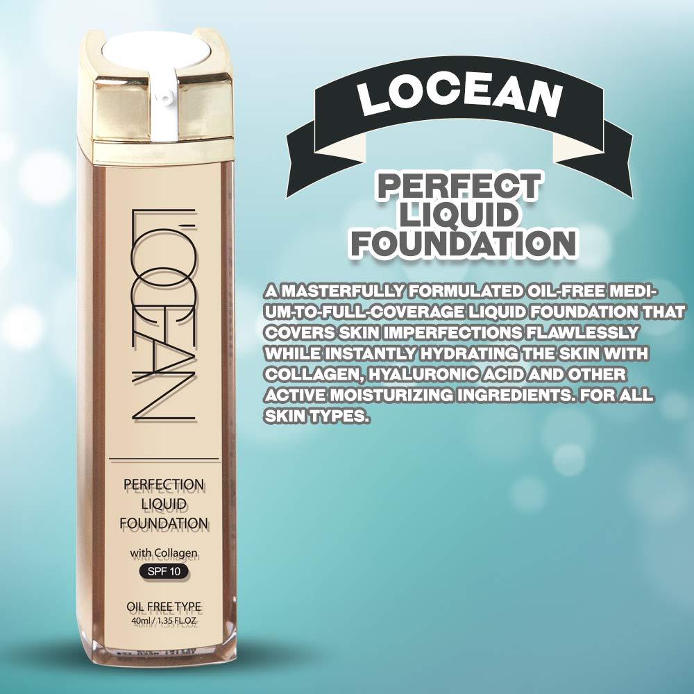 Locean Perfection Liquid Foundation 40ml