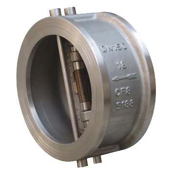 Dual Plate Check Valve, Stainless steel, Carbon Steel