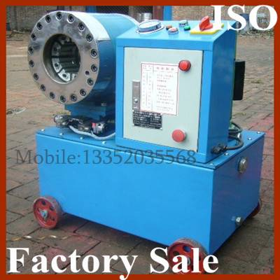 Sell Hydraulic Hose Crimper Machine
