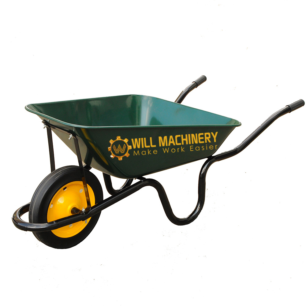 Wheelbarrow for Africa Market,Construction tool Wheelbarrow