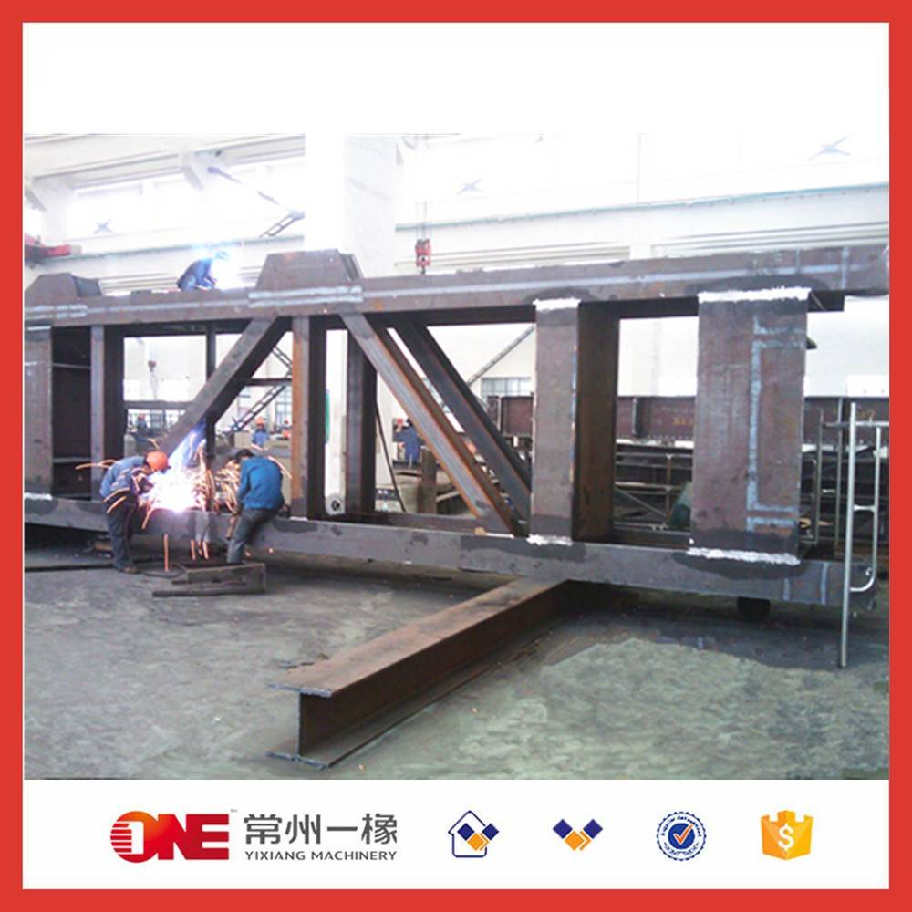 heavy duty steel welding and fabrication engineering work