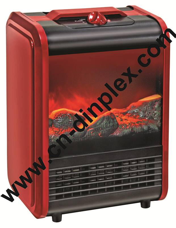 VERY HOT small Portable modern  electric fireplace heater
