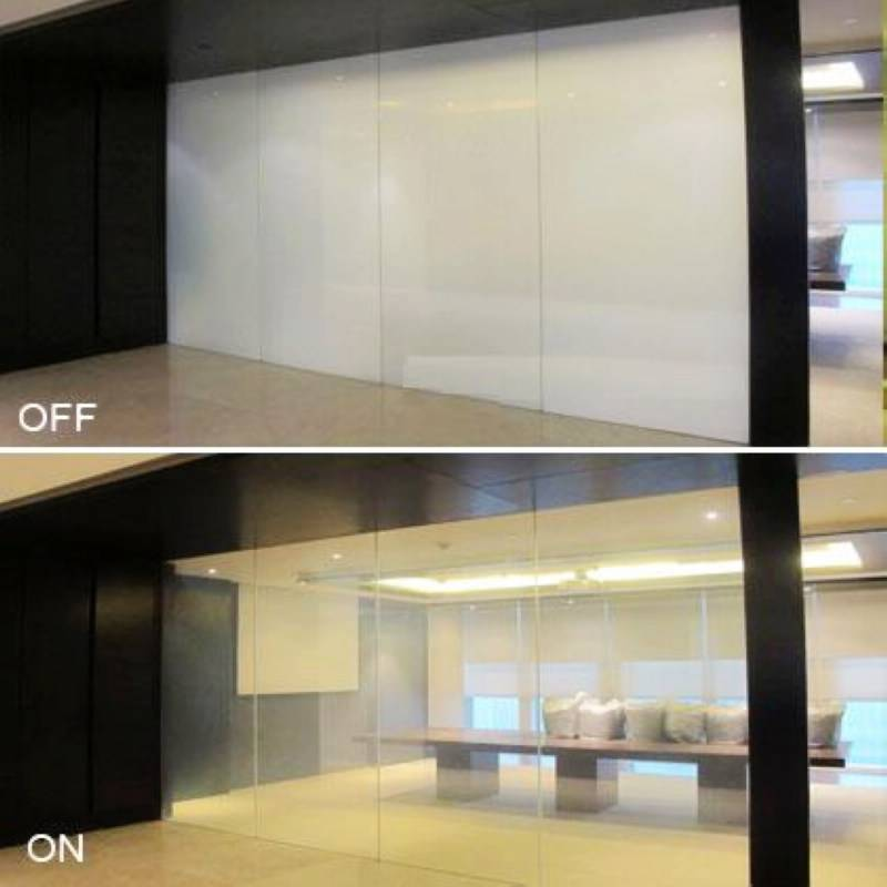 self adhesivel film, pdlc privacy film, smart switchable film