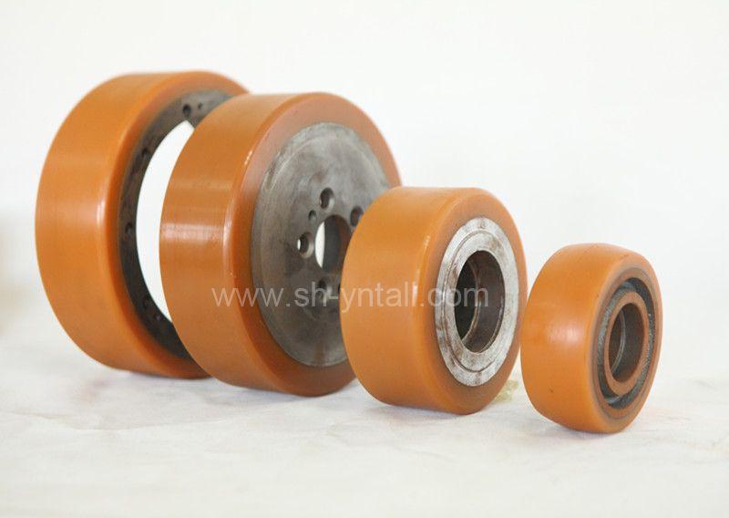 PU Castor Wheels for forkliftfor good dynamic for ferris wheelPU Castor Wheels for ferris wheel
