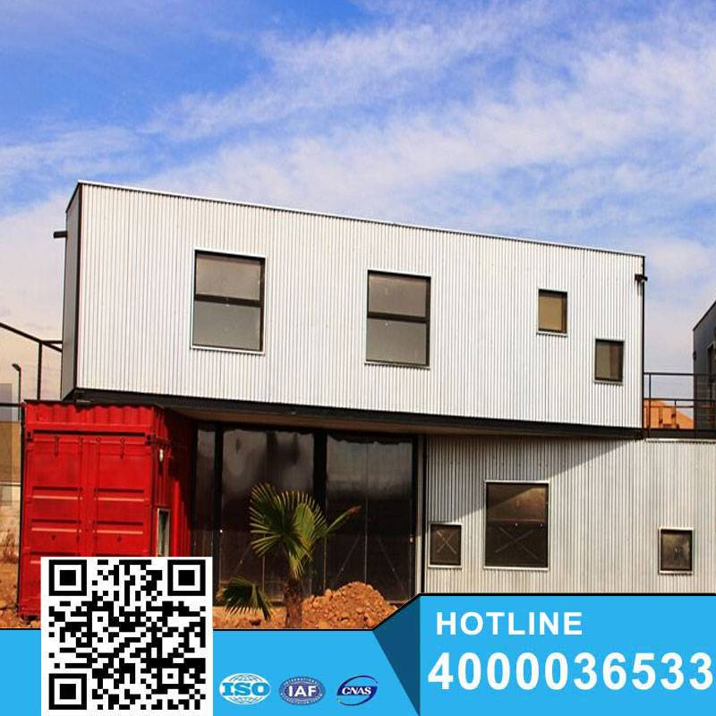 2015 Hot Sale in UAE Apartment House Container