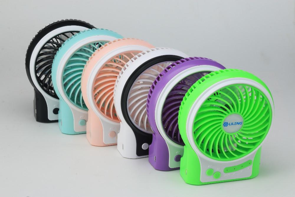 USB Rechargeable Mini Fan 851