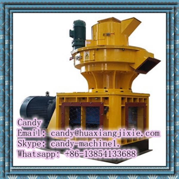 LSHK550 Vertical Ring Die Wood Pellet Mill