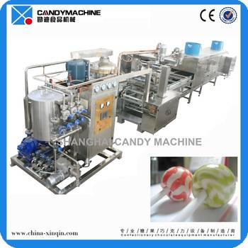 Hot sale lollipop candy machine