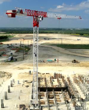 Tower crane Q2000-80tons