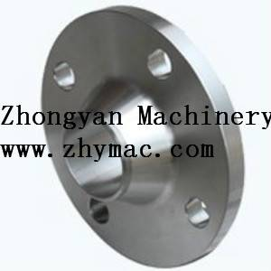 ANSI forged stainless steel pipe flange