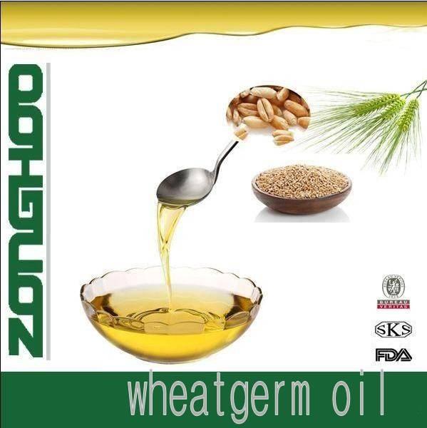 Pure Wheat germ oil,Wheatgerm Oil,carrier oil,base oil,plant oil,CAS 68917-73-7