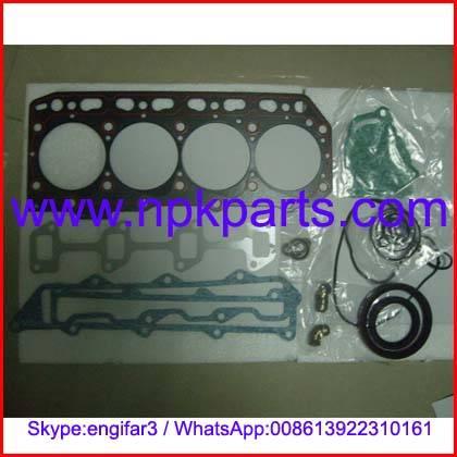 Yanmar 4TNE88 engine full gasket set 729618-92600