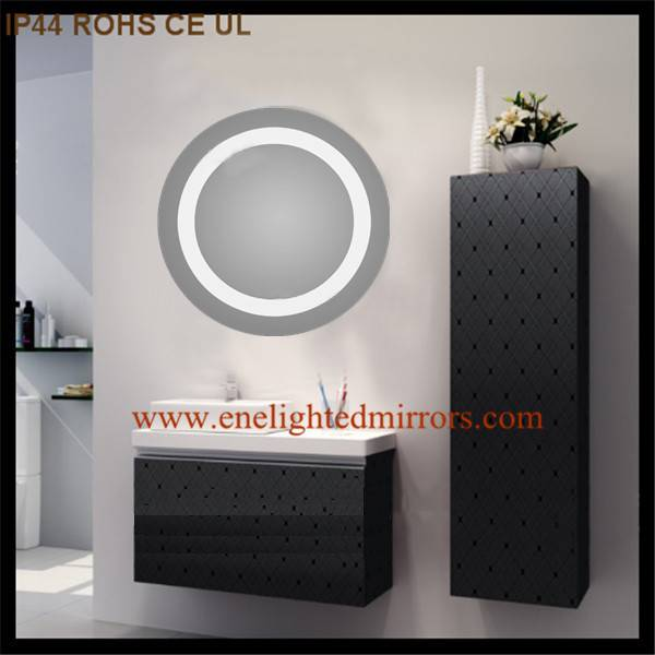 Bathroom illuminated mirrors produced by ENE LIGHTED MIRRORS from China accepted custom oem odm