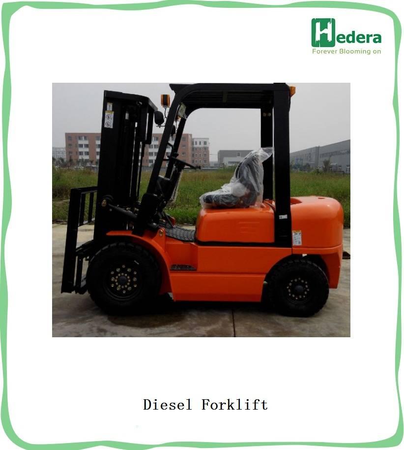 Diesel forklift 3 tons