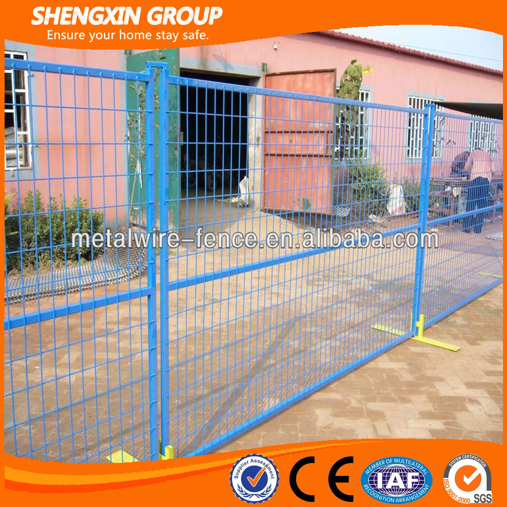 2017 Canada Temporary Fence used for Residential Construction Sites