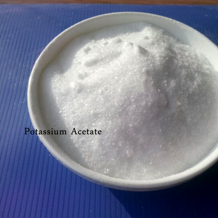 potassium acetate food grade factory