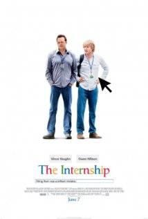 The Internship dvd movies