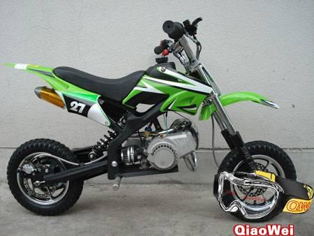 49cc mini dirt bike for kids with emergency kill switch(QW-MPB-02A)