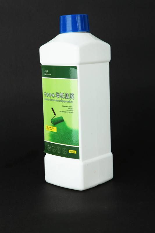 Closeout Pollution-Free Liquid Wall Coating