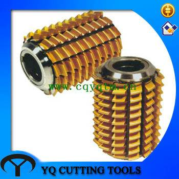 HSS Gear Hobbing Cutter