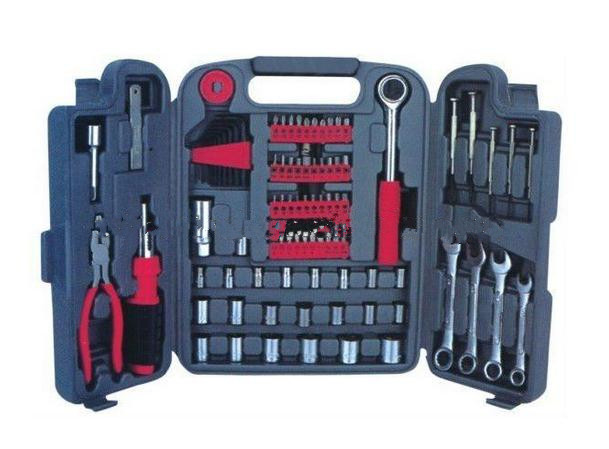 118pc hardware tool kit, hand tool set(kl-12006)