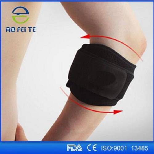 adjustable protective tennis elbow brace