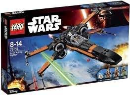 WHOLESALE Lego Star Wars 75102 Poes X-Wing Fighter