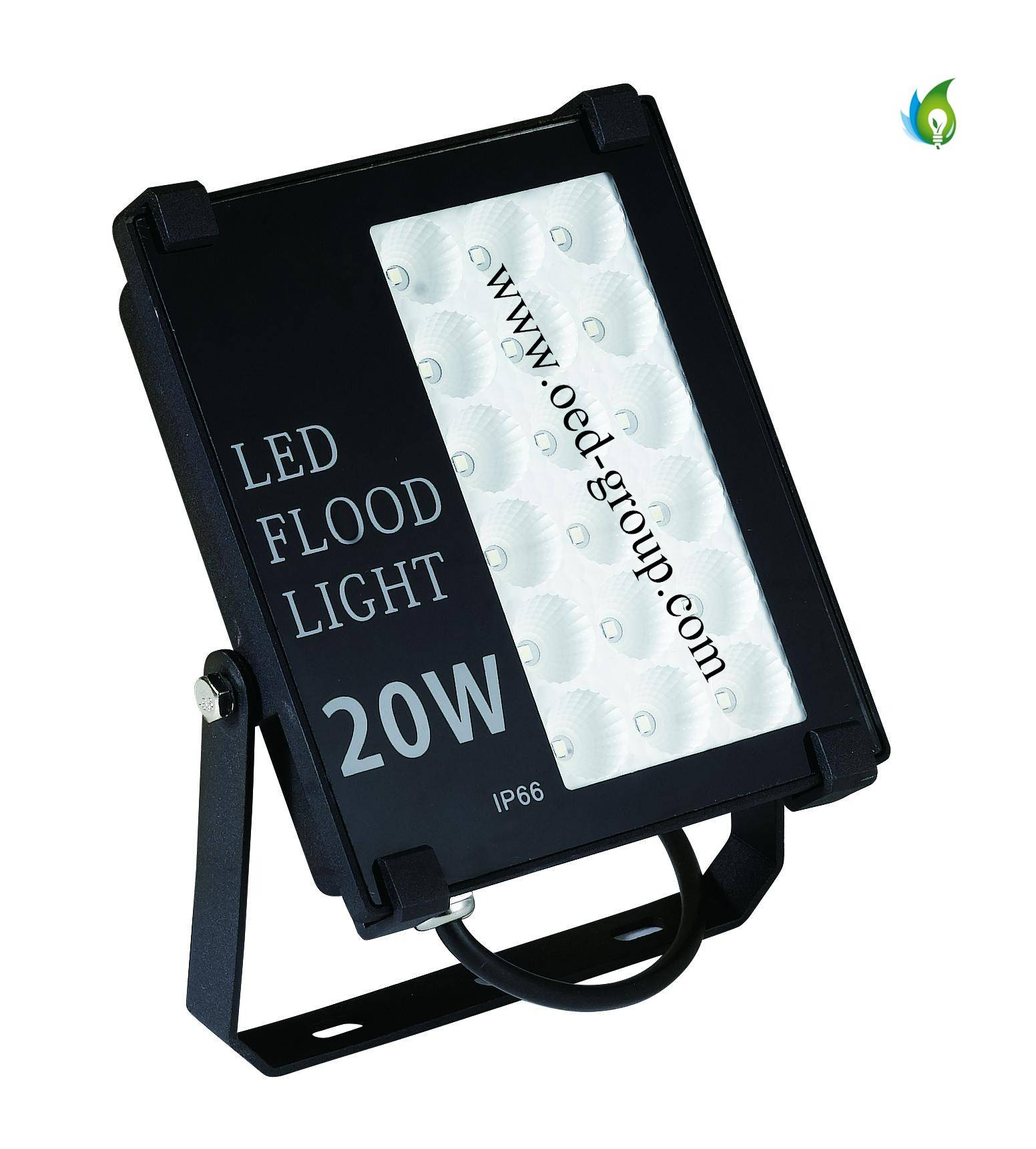 2016 New Design 20W Ce RoHS Approved IP65 Outdoor LED Flood Lamp with Factory Price