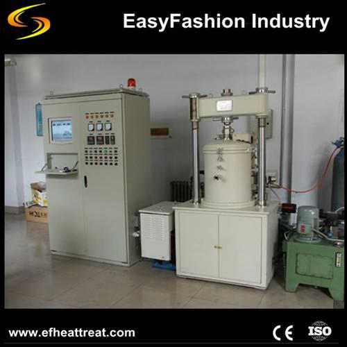 heat press hot pressing sintering furnace