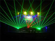 RGB Laser for Show