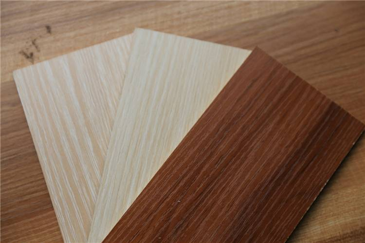 MDF with wood fiber