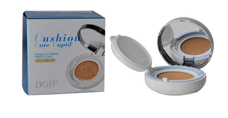 Pressed Powder Make your Skin Face Perfect With Mirror Compact